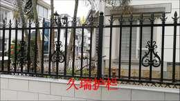 大绿地金豪花园铝艺围栏