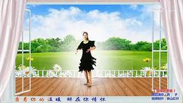 荟萃燕子广场舞《暖暖的幸福》编舞:王梅 制作:映山红叶