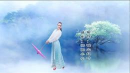 资阳小小广场舞《风筝误》编舞:饶子龙 演绎:小小