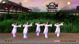 资阳小小广场舞团队版【风筝误】 编舞:饶子龙