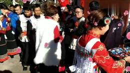 丽江古城一对纳西情侣幸福婚礼!