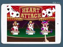 Heart Attack HD  Poker Multiplayer Game  Demo