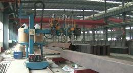 箱型梁焊接生产线    钢结构生产线