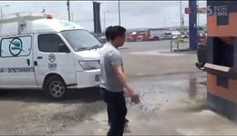 【发现最热视频】成精的洗车水枪!就是不让你拿到手...