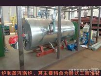 凯能科技专注生产燃油燃气锅炉20年