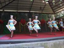 西双版纳雨林谷  歌舞表演<一>