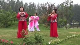【映山红】演奏;杜雨坤.胡晓华伴舞;王春霞.钟威【特邀】