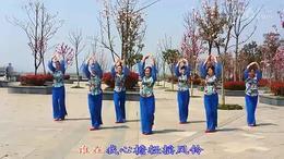 琪子广场舞 97  江南夜色浓 (团队版)
