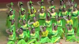 安庆市第十三届运动会开幕式表演 舞蹈 笋儿尖尖