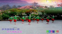 水上漂广场舞 梦见你的那一夜 制作:杨柳青青