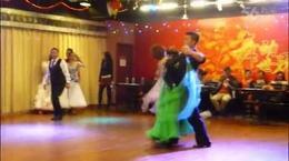 宇宙  玫瑰国标舞群开心舞会