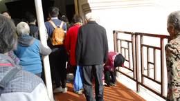 灵山新梵宫---进宫通道(二)
