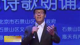 诗歌朗诵大赛获奖视频第五届放飞梦想北京诗歌朗诵大赛视频王梓润