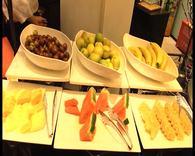 第二届匈牙利金秋丰收美食节在亮马河饭店翠雅咖啡厅盛大开幕