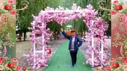 2019年10月14日中国爱情山赏景