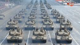 国庆70周年阅兵地面装备方阵
