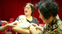 王嘉乐宝宝的百日宴