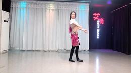 河南艾尚肚皮舞培训娜娜导师会员班舞码《沙漠女郎》