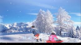 故乡的雪 :绿果果诵读
