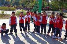 2019勐勐幼儿园大一班冬游