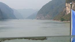 西陵峡风光——游览欣赏