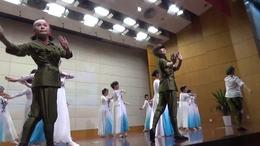 舞蹈《我的祖国》