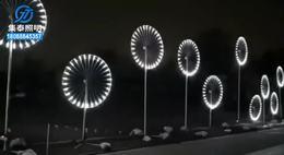 景观亮化烟花灯亮化工程