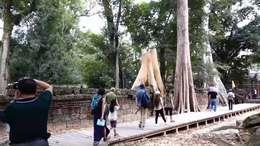 盐都走四方摄制组第【410】柬埔寨之旅