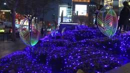 环贸iapm商场 「光幻森林」灯光艺术展