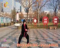 淄博李萍演练的《陈氏心意混元24式太极拳》