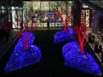 One ITC商场「国际级萌犬雕塑艺术展」