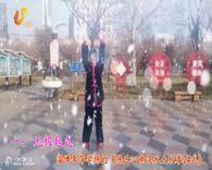 淄博李萍演练的《陈氏心意混元太极拳24式》(雪)