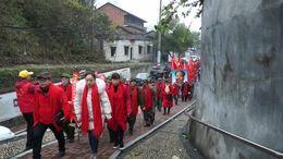 龙山港社区活动
