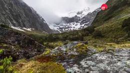 8k视野无疆|新西兰极致美景