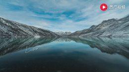 超震撼!8K作品《神山之下》航拍镜头下带你见识不一样的雪山美景