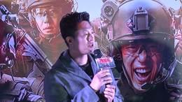 警匪片《特警队》超燃来沪 凌潇肃自曝话不多