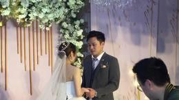 叶峰婚礼手机随拍片段组影