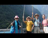 我们去武功山。