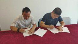 中国低碳网与中国城市管理研究院签署战略合作协议