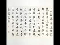 书法家陈云龙先生艺术长卷赏析 金安传媒