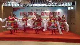 暖心舞蹈队参加龙华街道舞蹈表演