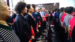 爱剪辑 矿区老干部局庆祝建国七十周年歌曲大合唱 我和我的祖国