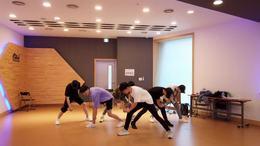 『木及少年』少年日记03 韩国特训 舞蹈排练