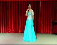 女声独唱《长大后,我就成了你》老教师学院 徐秀华