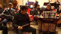 北京有个金太阳(二胡与乐队)