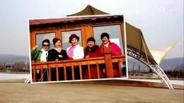 开心快乐旅游群月牙岛游玩_视频在线观看   56
