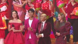 广东卫视粤式春晚录制 郭富城孙楠容祖儿等明星助阵