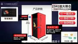智能生物颗粒节能取暖炉工作原理和批售生物颗粒取暖炉