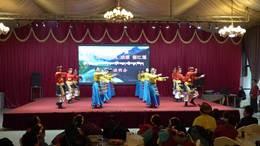舞蹈《祝福吉祥》甘孜州驻崇州老协格桑花舞蹈队