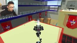 機器人大亂鬥第二章通關!鯉魚Ace